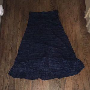 NWT Anthropologie Knit Skirt
